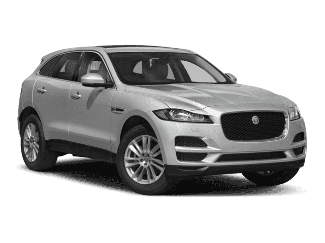 New 2018 Jaguar F-PACE 25t Premium All Wheel Drive Sport Utility