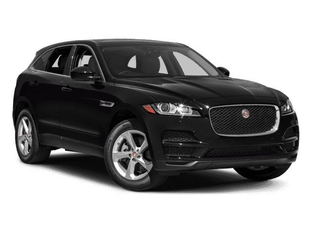 New 2018 Jaguar F-PACE 30t Premium All Wheel Drive Sport Utility