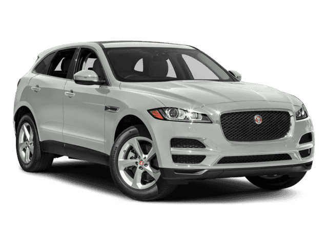 New 2018 Jaguar F-PACE 30t Prestige With Navigation