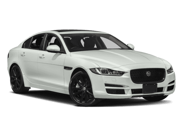 New 2018 Jaguar XE 25t Premium All-Wheel Drive with Locking Differential 4 Door Sedan