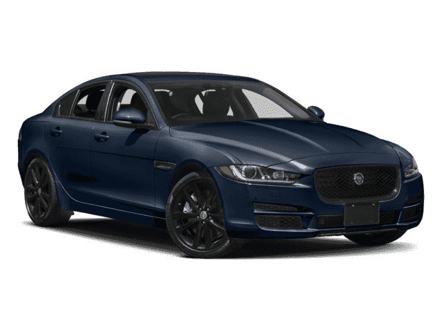 New 2018 Jaguar XE 25t All-Wheel Drive with Locking Differential 4 Door Sedan