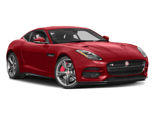 New 2018 Jaguar F-TYPE R-Dynamic With Navigation