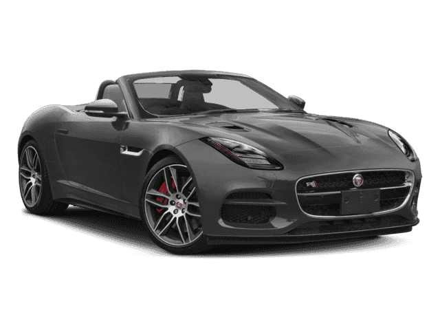 New 2018 Jaguar F-TYPE 340HP With Navigation